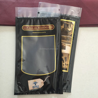 Cigar bag with Aluminum foil for maintain freshness