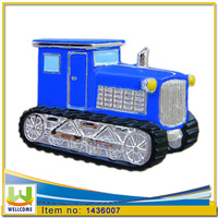 Resin Magnet Creeper Tractor Truck