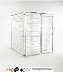 Wire Folding galvanized durability large-scale dog cage