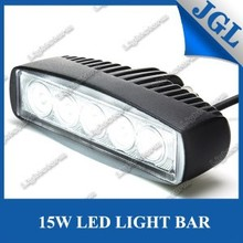 SPECIAL! 4X 15W LED WORK LIGHT, OFFROADS LED LAMP SPOT BEAM FOR TRUCK BOAT 4WD