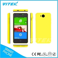 New Arrival 4 inch Cellphone Android Brand Mobile Bar Smartphone