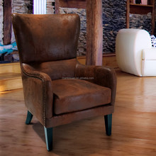 Vintage hotel recliner lounge chair XYN1605