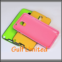 For Samsung Galaxy Note3 PC TPU Case note3 back cover