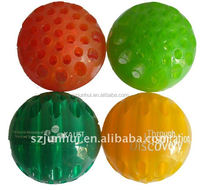 Logo promotion hand massage squeeze ball