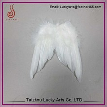 Best price sale halloween white large feather angel wings