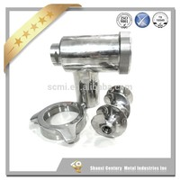 European Style stainless steel meat grinder spare parts