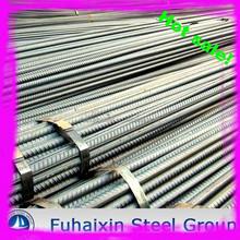 Factory Supplied BS4449 B460B B500B Steel Rebar