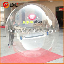 2014 Hot Sale Transparent PVC bubble ball walk water