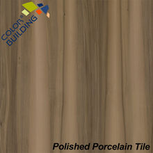 wood color ceramic floor and wall tile exterior stone wall tiles decoration
