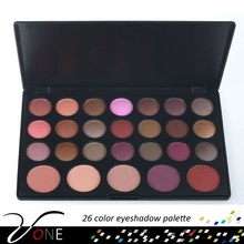 Trade Assurance 26 Color Eyeshadow Blush Palette Pro Makeup Eye Shadow