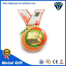 Classic Style High quality custom design military medal with ribbon