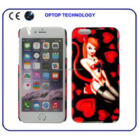 factory wholesale high quality camo skull phone case for iphone6s phone cases