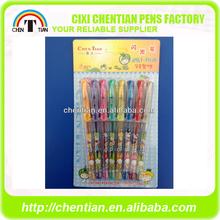 Multipurpose Stationery Office Scented Glitter Pen
