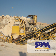 Reasonable stone crushing plants ap with CE and ISO