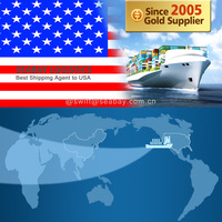 Professional Container Shipping from Guangzhou to Los Angeles / Long Beach