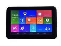 2015 New model 5 inch Android GPS navigation,preload World-wide map
