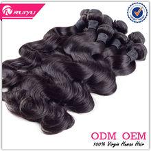 Alibaba express china supplier top ten unprocessed virgin mink hair