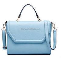 Lovely and fashion durable girls shoulder bags,genuine leather cheap shoulder bag