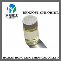 hongyang chemical benzoyl chloride, 99%benzoyl chloride