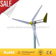 5KW 220Vwind aerogenerador sistema de turbina