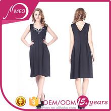 european style dresses robe de soiree 2015 black dresses for women