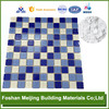 professional back polyurethane coating fabric for glass mosaic manufacture