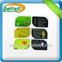 energy card with energy ion energy saver card