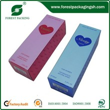 DOLL CARDBOARD PACKING BOX WITH BAG FP71840