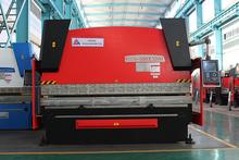 100T 3200 mm steel plate cnc press brake hydraulic anhui manufacturer