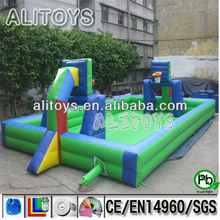 2014 fantastic!indoor&outdoor inflatable basketball equipment,inflatable basketball field from supplier Shelly( ^_^ )