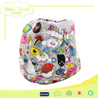 MPL165 soft breathable wholesale prefold baby joy diapers, baby joy diapers