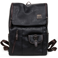 Women Leather Backpack School Bags High Quality PU Casual Bags Ladies Vintage Woman Backpacks