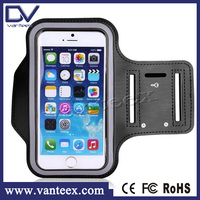 OEM armband for iphone 6s plus sports armbands cases exercise arm band