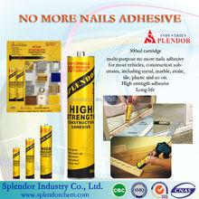 no more nails heavy construction adhesive