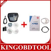 New transponder key programming machine nd900 auto key programmer+4D decoder box nd 900 car key programming software