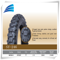 chinese motorcycle brands for motorcycle tubeless tyre 90/100-14 motorcycle tyres for sale from china tire manufacturer