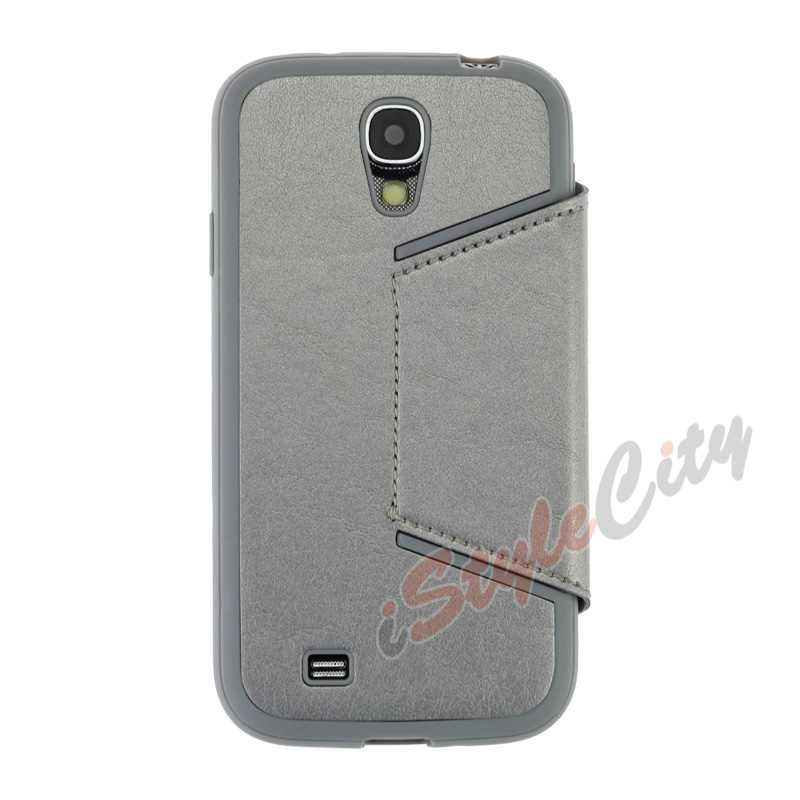 New arrival cellphone case S View new designed PU leather cover for samsung wholesale price