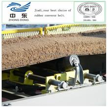 fabric cord conveyor belting for sand conveyor belting