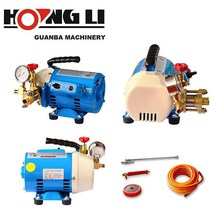 HONGLI portable water jet car washing machine DQX-35/DQX-60/DX-40 in China