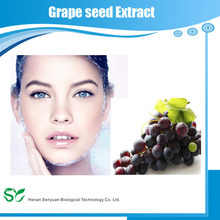 100% alta calidad natural extracto de semilla de uva / caoba semillas
