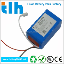 High capacity OEM 12v 10ah li-ion battery pack
