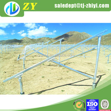 Wholesale price hot dipped galvanized adjustable solar panel mounting structure bracket