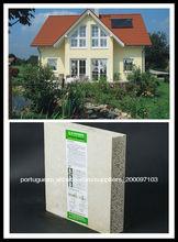 eps cimento bordo painel de parede fácil de instalar no edifício de aço