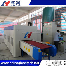 China CE certificate Forced Convection Mini Glass Tempering Furnace