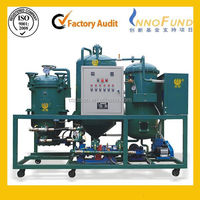 Hot selling cheap price waste oil purifier vegetable oil filter system