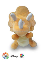 Plush embroidery unicorn stuffed plush toy