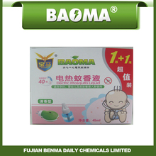 BAOMA 1+1 vaporizer / mosquito repellent liquid 40ml
