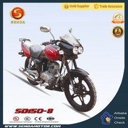 150cc Sports Bike Motorcycle Street Racing Bike Model,Gas Motorcycle for Kids SD150-8
