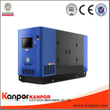 good choice!KANPOR With cummins 400kw/500kva low price silent diesel generator electrical power with CE,BV,ISO9001