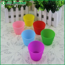 Trade Assurance Supplier! New Design cupcake liners,DIY Silicone cake molds/FDA Cup cakes SCP-01